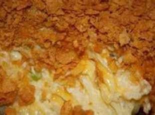 Cheese Potato Casserole My Way Recipe