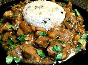 Pork Adobo Done Logan's Way Recipe