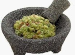 Guacamole en Molcajete Recipe