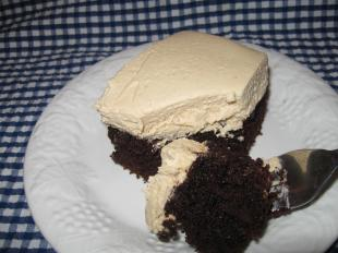Fluffy Peanut Butter Frosting, Millie's Recipe