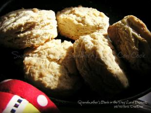 Back in the Day Lard Biscuits Recipe