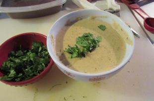 Sopa de Zanahorria