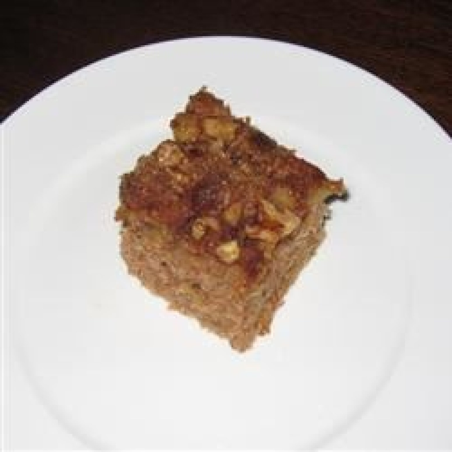 Mom's Prize Winning Raw Apple Cake Recipe | Just A Pinch Recipes