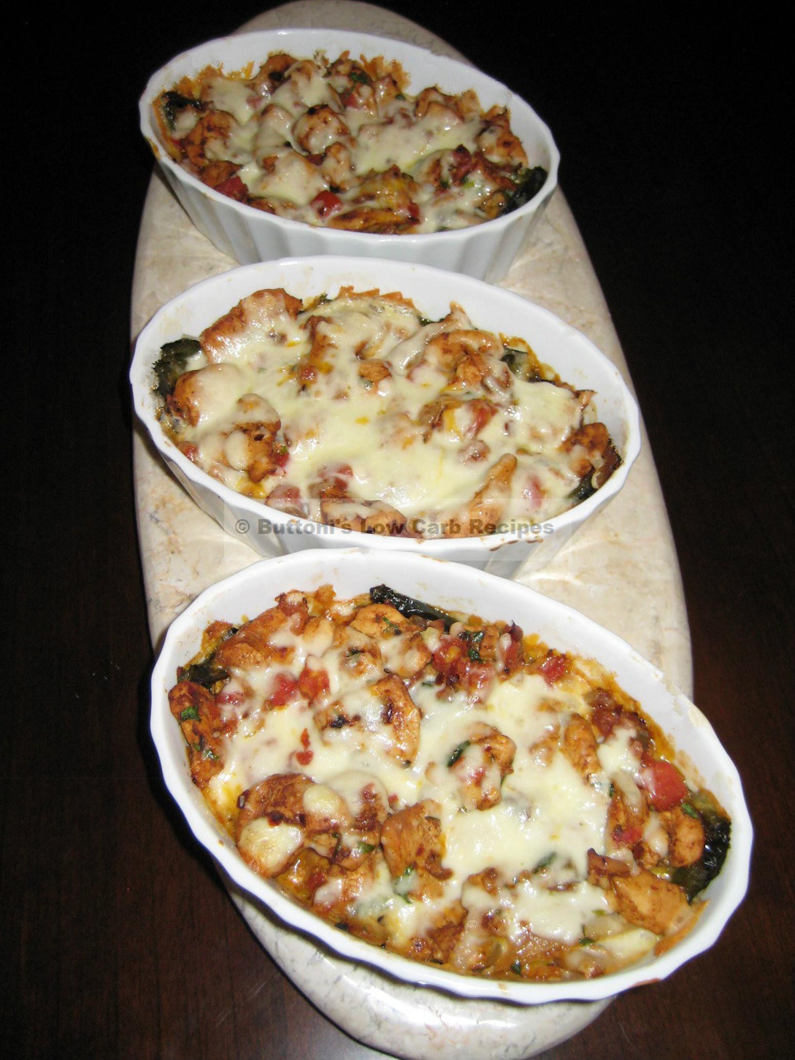 Chicken Chile Relleno Casserole Recipe | Just A Pinch Recipes