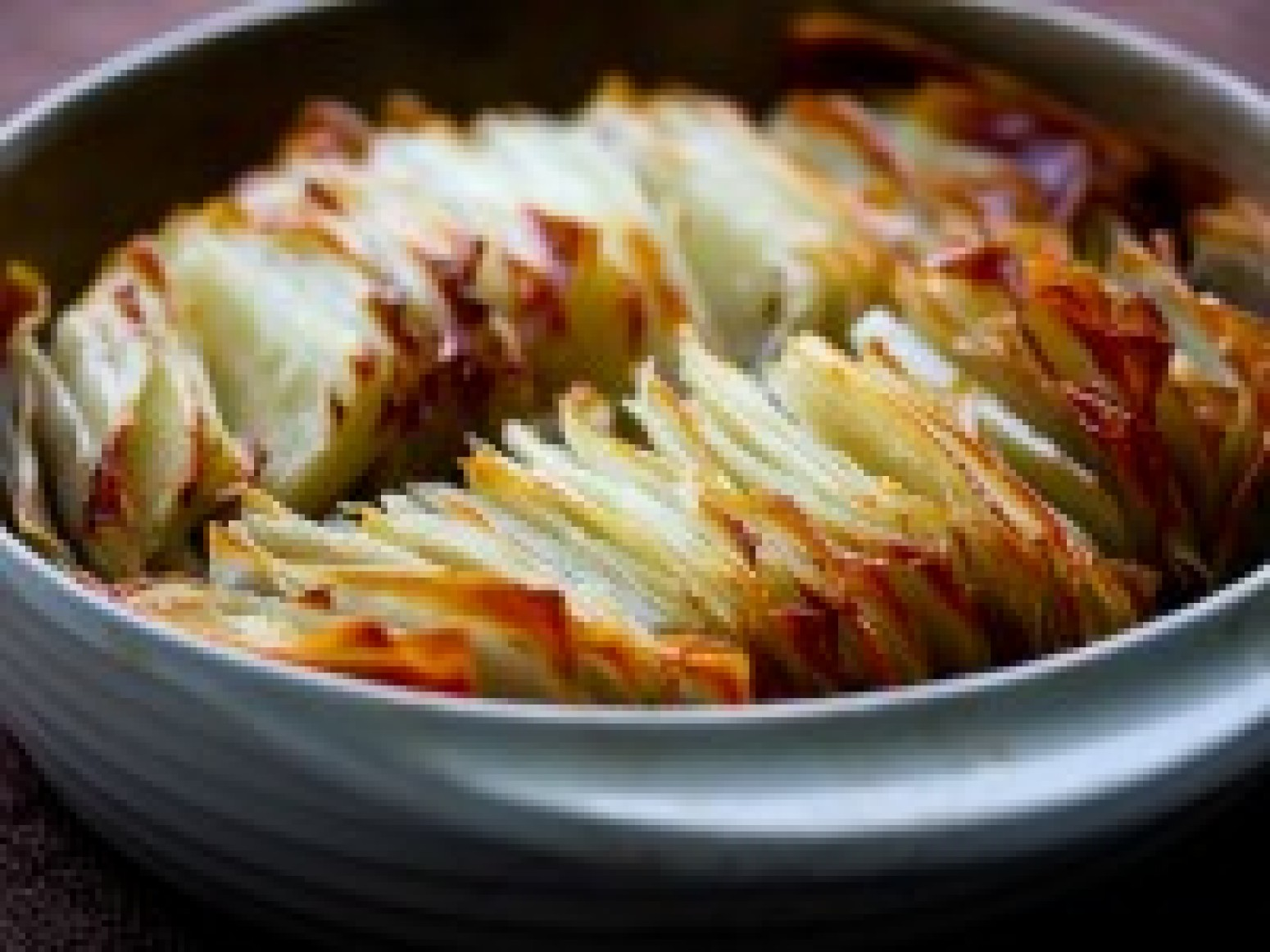 Seven Fires' Potato Dominoes Recipe | Just A Pinch Recipes