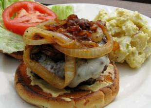 Yummy Onion Topping / Caramelized Onions Recipe