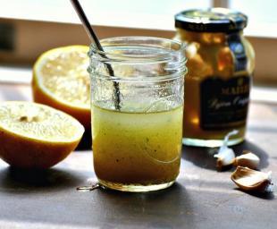 Lemon Vinaigrette Recipe
