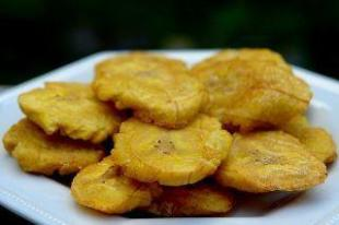 Abuelita's Tostones de Plátano (Fried Plantains) Recipe