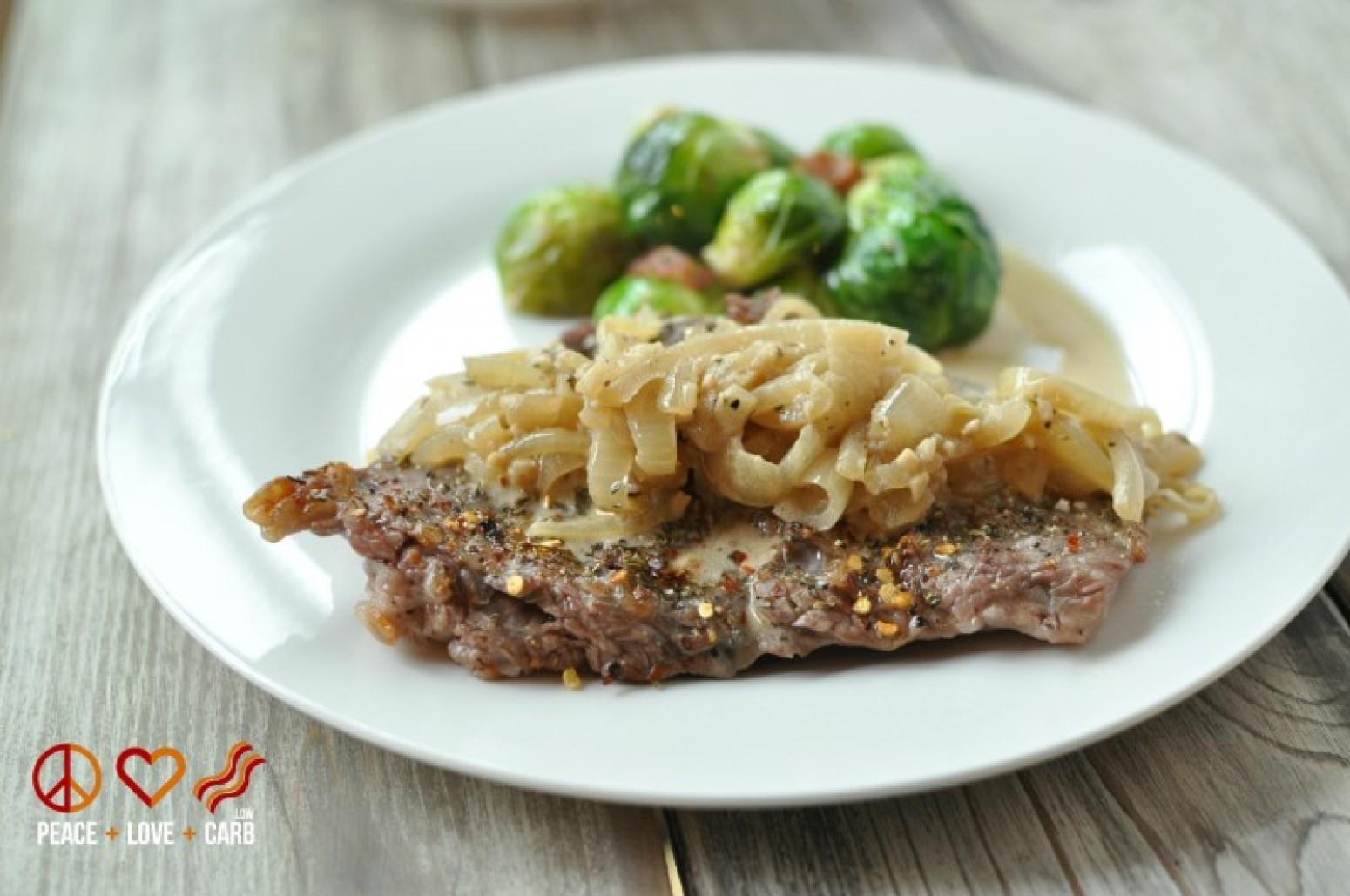 Broiled Skirt Steak 49