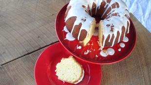 Italian Pound Cake