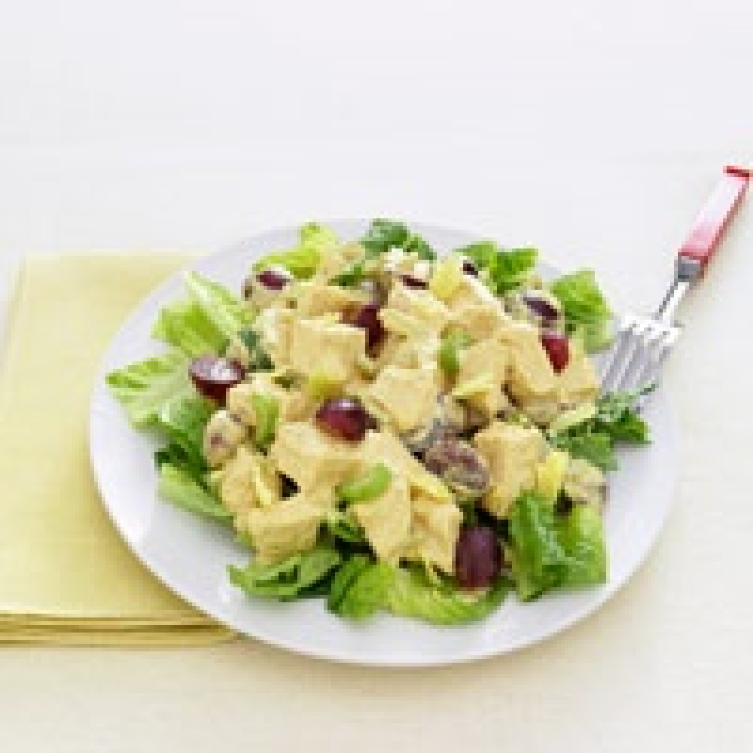 Curried Chicken Salad Recipe 6   Just A Pinch Recipes