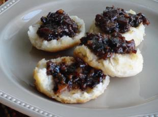 bacon jam spread Recipe