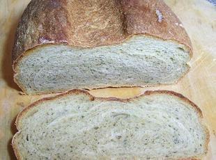 Lemon Rosemary Bread Recipe