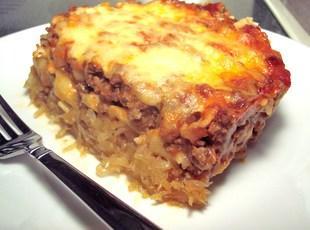 Sauerkraut Casserole-Annette's Recipe