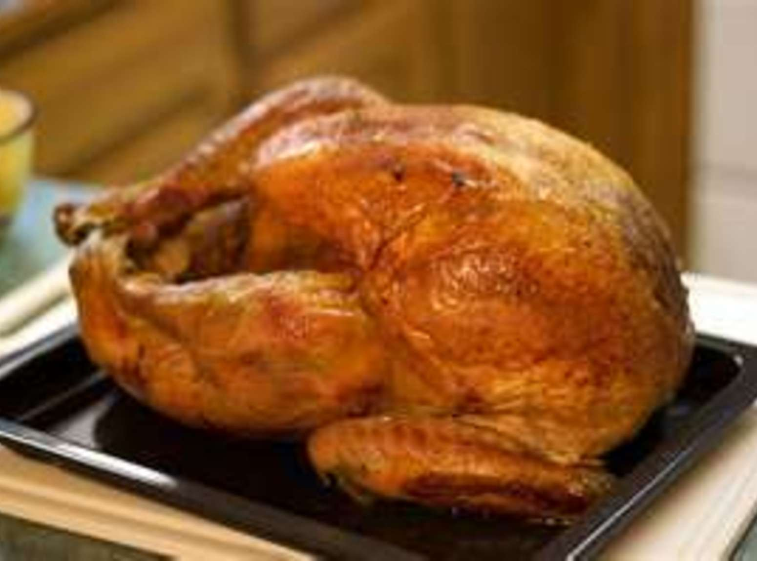 Perfect Roasted Whole Turkey Recipe | Just A Pinch Recipes