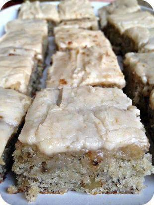 Banana Bread Brownies Recipe