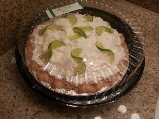 MY Refreshing Key Lime Pie Recipe