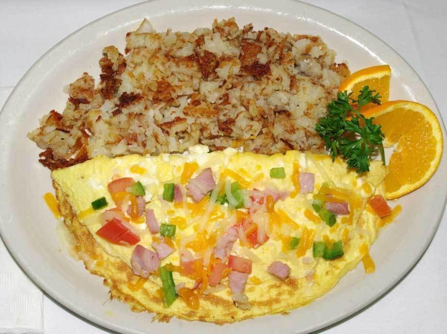 Denver Omelet Recipe — Dishmaps