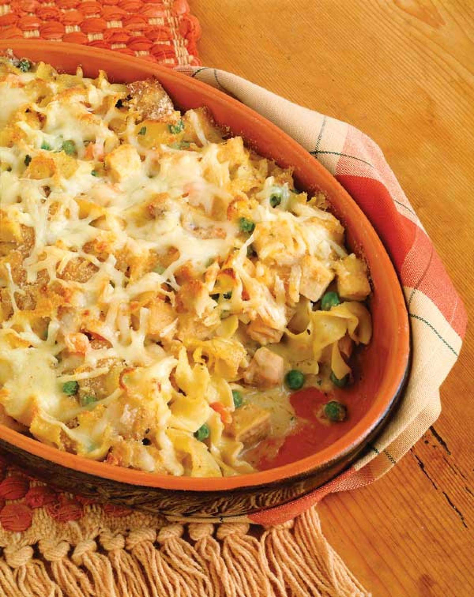 Country Chicken Casserole Recipe 2 | Just A Pinch Recipes