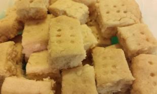 Short Bread Cookies Recipe
