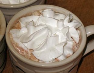 Amaretto Fudge Caffe, Non Alcoholic Recipe