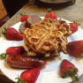 FRENCH TOAST BRUNCH WAFFLES