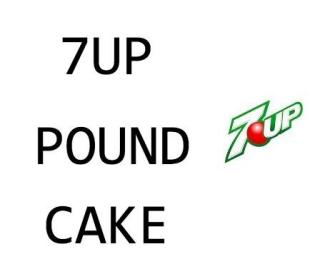 7 Up Poundcake Recipe