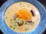 Cheddar-Bratwurst Soup Recipe