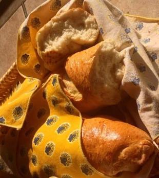 Bread Machine Baguettes Recipe