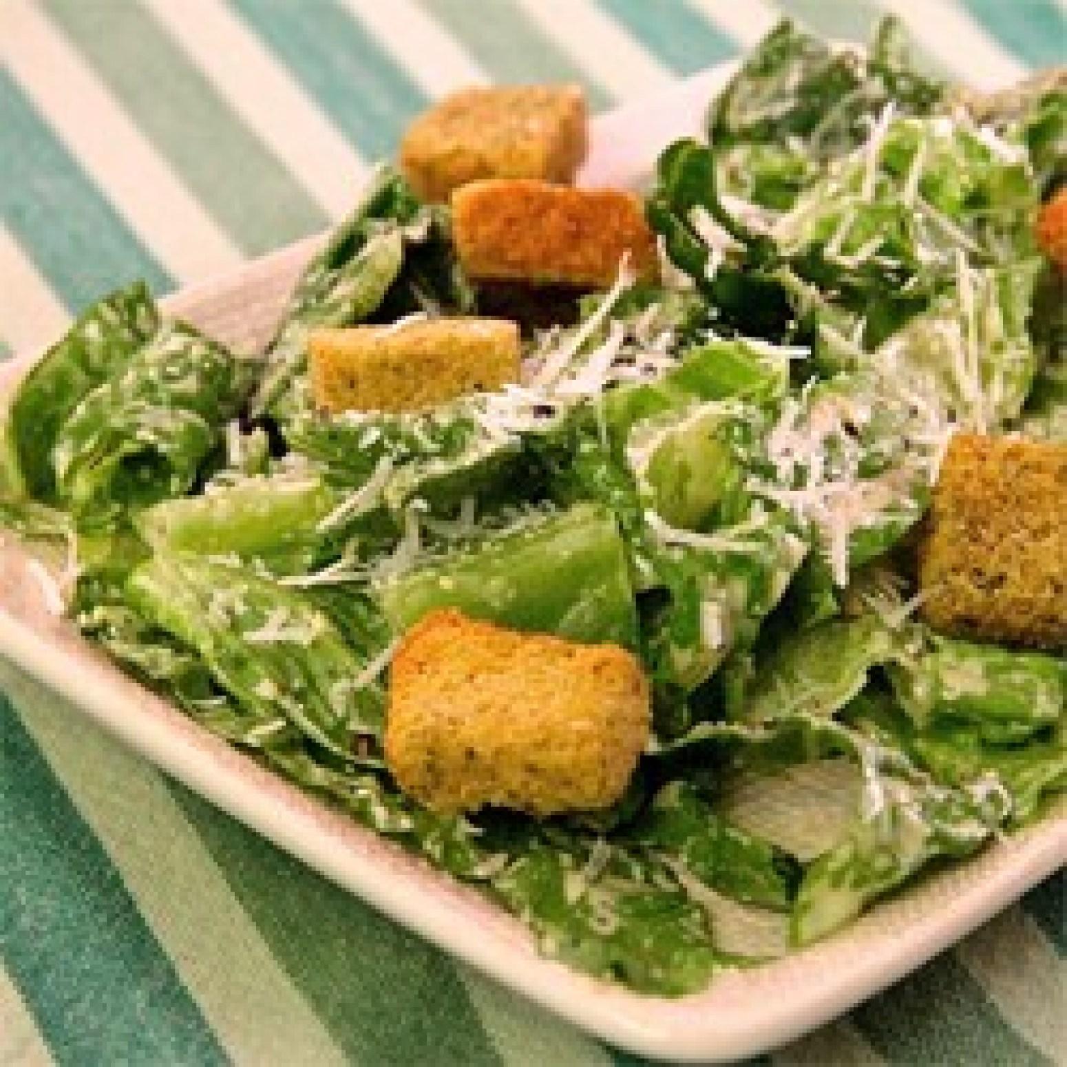 Easy Creamy Caesar Salad Dressing Recipe   Just A Pinch Recipes
