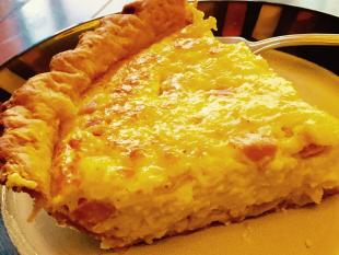 Ham & Swiss Brunch Pie By Noreen Recipe