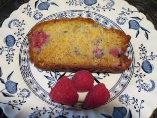 Raspberry-Lemon Loaf Recipe