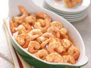 Broiled Buttery Shrimp Recipe