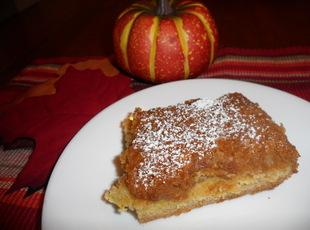 Pumpkin Chess Squares Recipe