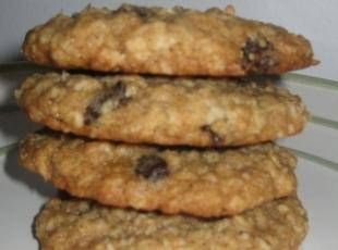 The Best Oatmeal Raisin Cookies Ever Recipe