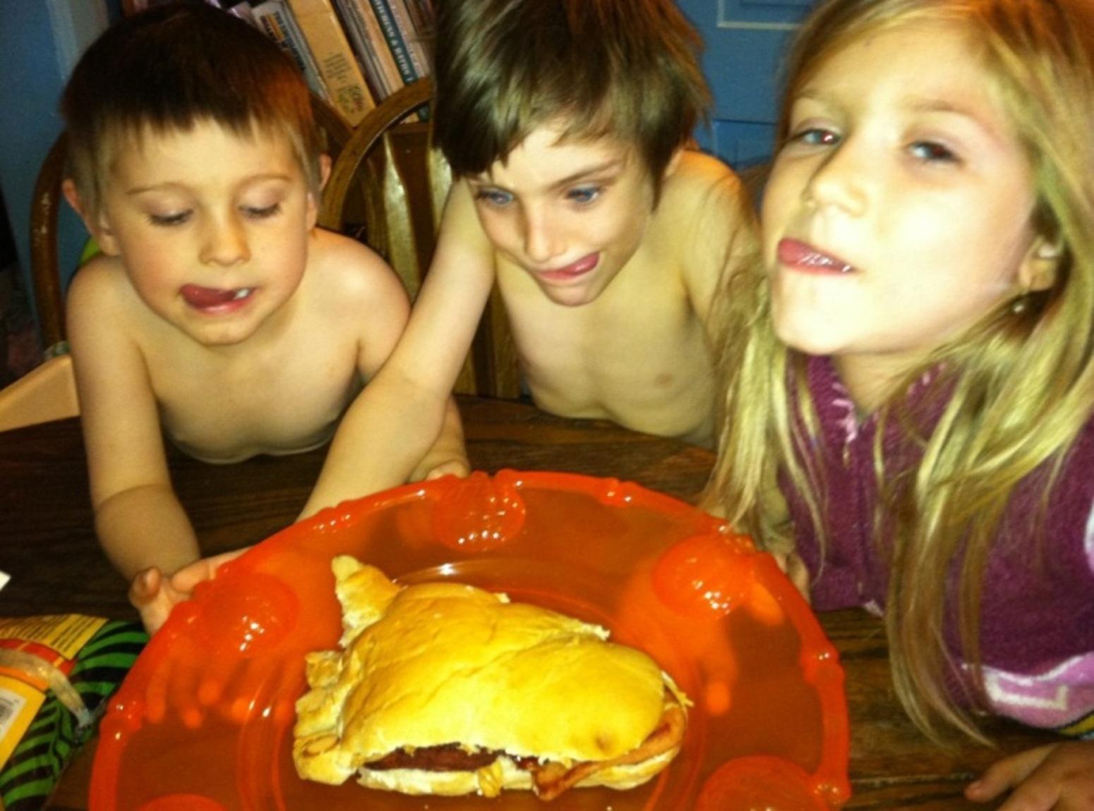 Toe Jam Sandwich ! Recipe