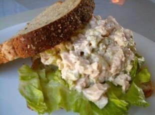 Lisa's Chicken Salad Spread Recipe