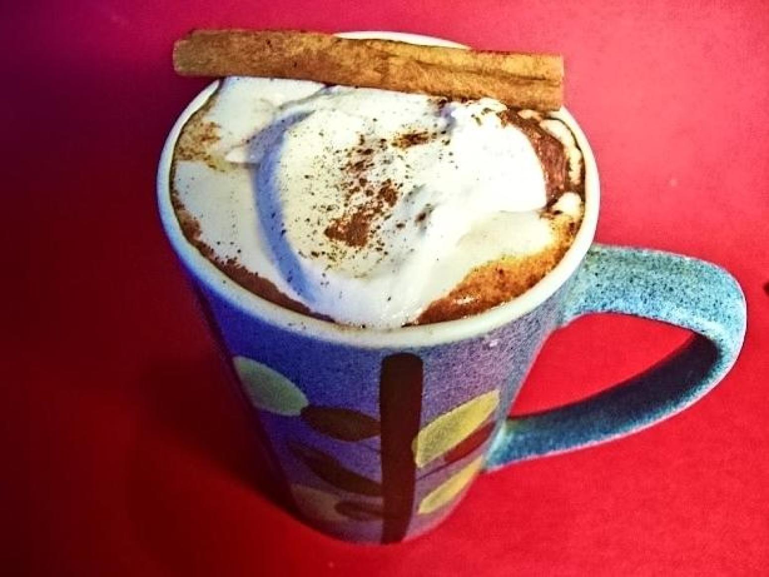 Sugar and Spice Hot Chocolate Recipe   Just A Pinch Recipes