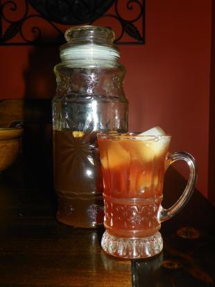 Al Amir's Middle Eastern Tea (Hot or Iced) Recipe