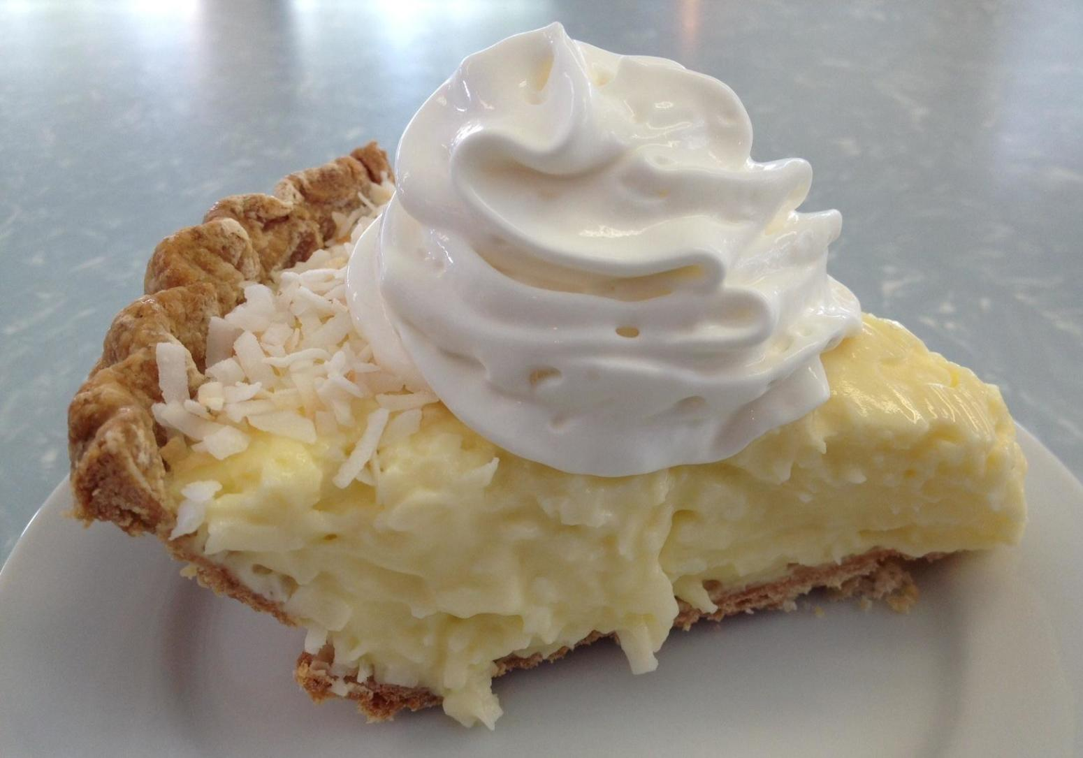 Great Grandma's Coconut Cream Pie Recipe | Just A Pinch ...