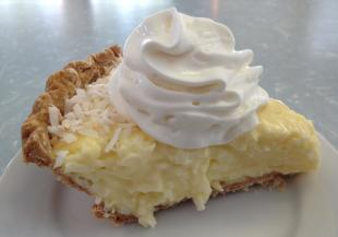 Great Grandma's Coconut Cream Pie Recipe