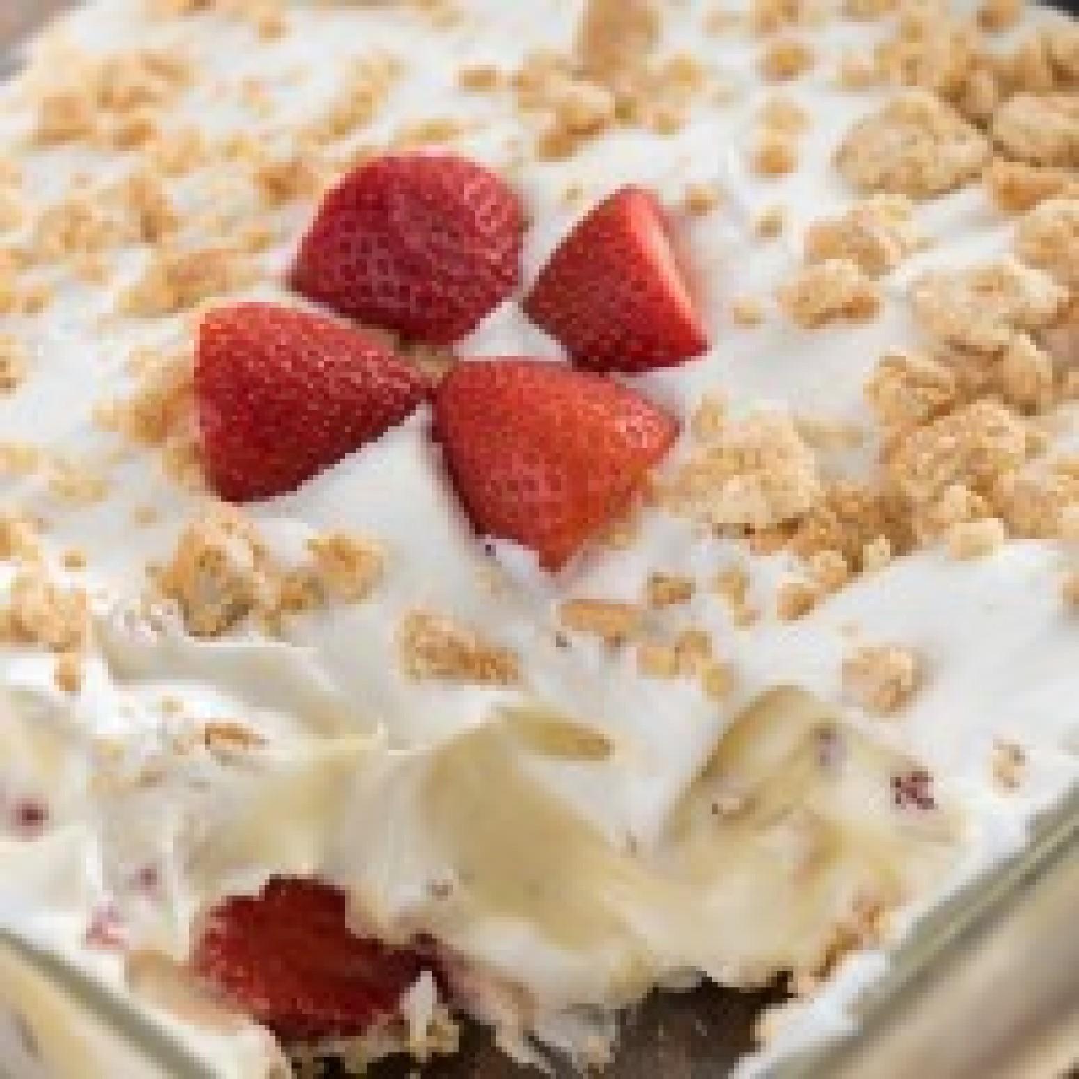 No Bake Strawberry Dessert Recipe: No Bake Strawberry Shortcake Dessert Recipe