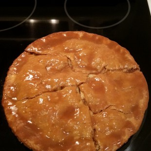 Apple carmel pie Recipe