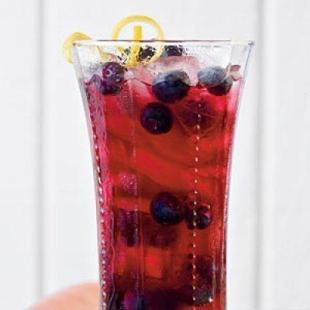 Lemon-Blueberry Sweet Tea Recipe