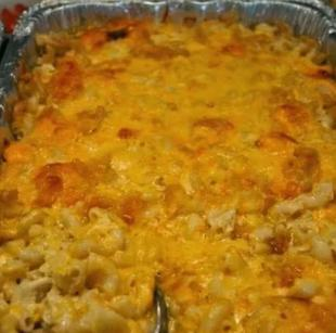 Too Sinful Baked Macaroni and Cheese Recipe
