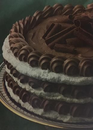 Chocolate Dacquoise Recipe