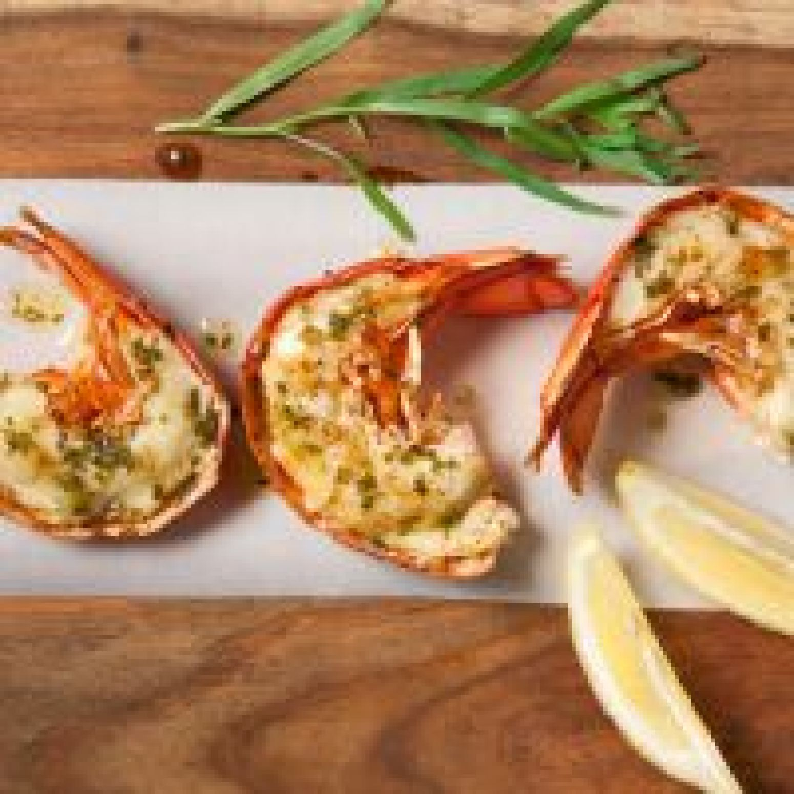 Red Lobster-Inspired Broiled Lobster Tails Recipe | Just A Pinch Recipes