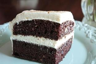 Died and Went to Heaven Chocolate Cake,diabetic Ve