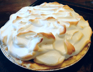 Simple Meringue Recipe