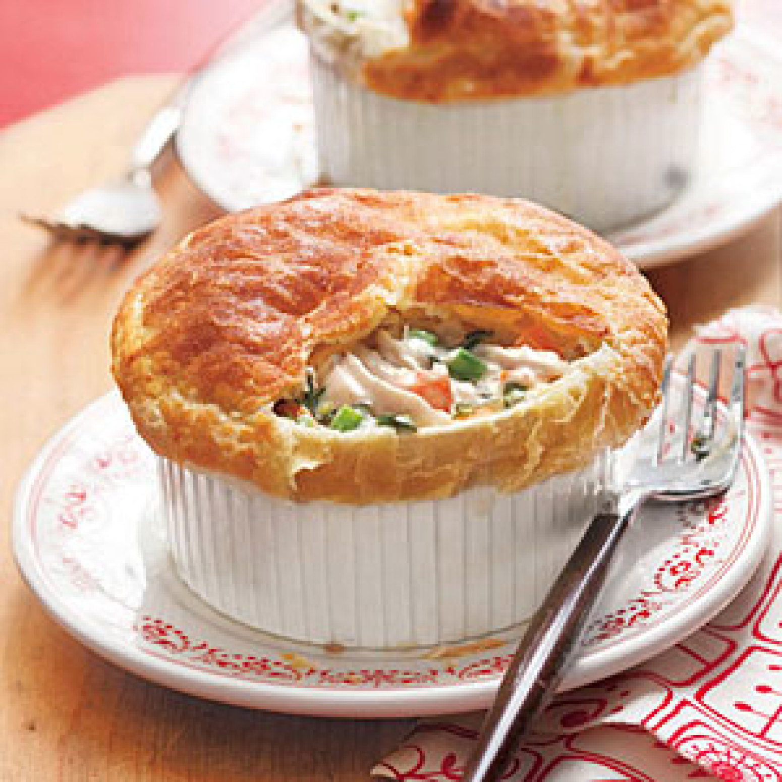 Classic Chicken Pot Pie Recipe 4 | Just A Pinch Recipes
